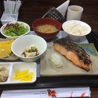 Photo taken at Yakitori Mizusaka by Eliza H. on 3/31/2015