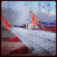 Photo taken at BWI Southwest Airlines by Ed E. on 10/1/2012