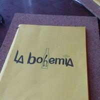 Photo taken at La Bohemia by Jorge P. on 2/23/2013