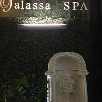 Photo taken at Palassa Spa by Dennis T. S. on 3/15/2016