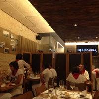 Foto tomada en Iruñazarra Bar Restaurante por Hao L. el 7/9/2016