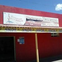 Photo taken at Barrancos Bar by Tarcizio R. on 3/30/2014