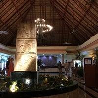 Photo taken at Coba Premium Lobby Bar by Elena I. on 4/14/2018