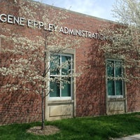 Photo taken at Eppley Administration Building by Aaron K. on 4/30/2013