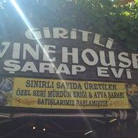 6/22/2013 tarihinde Hüseyin T.ziyaretçi tarafından Giritli Şarap Evi'de çekilen fotoğraf