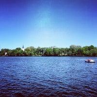 Das Foto wurde bei Treptower Park von Mario D. am 5/15/2013 aufgenommen