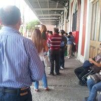 Photo taken at Registro Civil E Identificacion by Juan Carlos P. on 3/8/2013