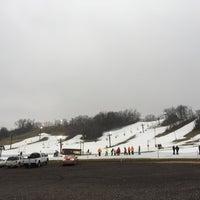 Photo taken at Seven Oaks Recreation by huiwon L. on 12/26/2014