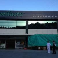 10/29/2013 tarihinde Ali K.ziyaretçi tarafından Cemilusta Et ve Et Ürünleri Tesisi'de çekilen fotoğraf