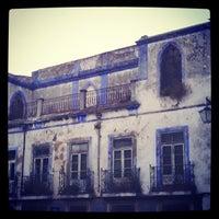 Photo taken at Praca Da Republica by Pedro M. on 6/7/2013