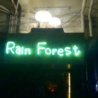 Photo taken at Rainforest Restaurant by Krishna Kumar on 2/19/2013