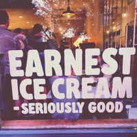 Photo taken at Earnest Ice Cream by Mary L. on 8/23/2013