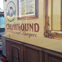 Photo taken at Kooper's Chowhound Burger Wagon by Sanyla C. on 9/20/2013