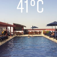 Photo taken at Pool Citymax Bur Dubai Hotel by Мария Д. on 7/1/2017