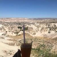 8/14/2018 tarihinde Мария Д.ziyaretçi tarafından Kapadokya Panorama Teras Kafe'de çekilen fotoğraf