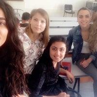 Photo taken at Fef Matematik Bölümü by Banu İ. on 5/17/2016