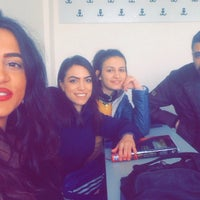 Photo taken at Fef Matematik Bölümü by Banu İ. on 3/15/2016