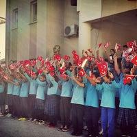 Photo taken at Ayrancılar Atatürk İlk-Orta Okulu by Ferdane on 10/29/2015