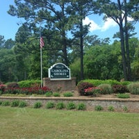 Photo taken at Carolina Shores Golf & Country Club by Krystal A. on 5/3/2014