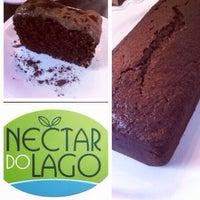 Photo taken at Bistrô Nectar do Lago by Esdras J. on 3/10/2014