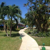 Photo taken at Grand Pineapple Negril by Lika L. on 4/7/2014