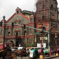 Foto tomada en Minor Basilica of St. Lorenzo Ruiz of Manila (Binondo Church)  por Jeff C. el 4/27/2014