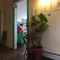 Photo taken at Tulsi Tea Room by Robert B. on 4/6/2016