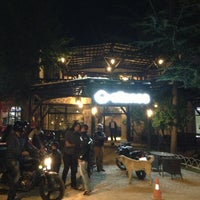 5/8/2013 tarihinde Merve B.ziyaretçi tarafından Silenos Cafe'de çekilen fotoğraf