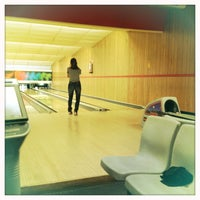 Photo taken at Astoria Bowl by Brian W. on 3/5/2013