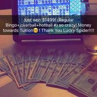 Photo taken at Muckleshoot Bingo by Edna W. on 9/23/2017