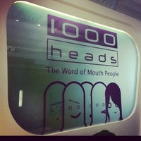 Photo taken at 1000heads HQ by Tamer E. on 7/9/2014