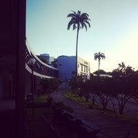 Photo taken at UFRPE - Universidade Federal Rural de Pernambuco by Danilo Augusto C. on 6/7/2013