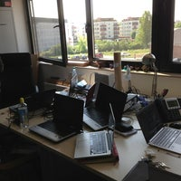Photo taken at Computer Projekt Köln by Leonard M. on 6/4/2013