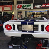 Photo taken at App Autowheel by Philip A. on 1/27/2014