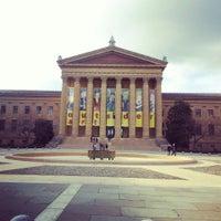 4/3/2013 tarihinde Narma L.ziyaretçi tarafından Philadelphia Museum of Art'de çekilen fotoğraf