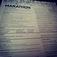 Das Foto wurde bei Marathon Grill von Narma L. am 7/28/2013 aufgenommen