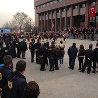 Photo taken at PTT Başmüdürlüğü by Star C. on 3/21/2013