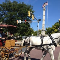 Photo taken at Centre Square Easton by Ryan B. on 8/26/2012