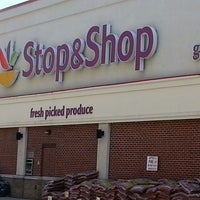 Photo taken at Super Stop & Shop by Suzie Q on 4/26/2013