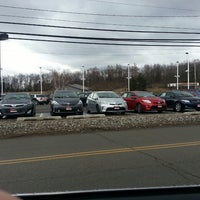 Photo taken at DCH Wappingers Falls Toyota by Suzie Q on 4/1/2013
