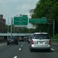 Photo taken at Major Deegan Expressway (I-87) by Suzie Q on 5/20/2013