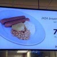 Photo taken at IKEA Restaurant by Roy V. on 10/15/2013
