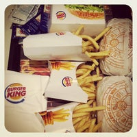 Photo taken at Burger King by Ricardo F. on 4/4/2013