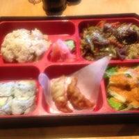 Photo taken at Sushi Cafe by John J. on 4/26/2013