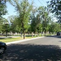 Photo taken at Аллея by Roman B. on 5/22/2013