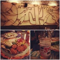 Photo taken at Amigos Cantina by DJ Ivan P. on 6/29/2013