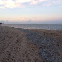 Photo taken at Alva Beach by Gary M. on 1/9/2014