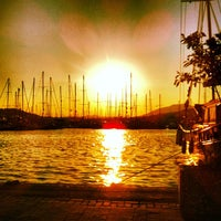 Photo taken at Bodrum by F. Doruk T. on 7/18/2013