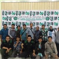 Photo taken at Universitas Islam Negeri Maulana Malik Ibrahim (UIN Maliki) by Abdul M. on 2/28/2016