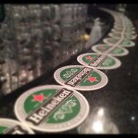 Photo taken at Grand Café Heineken Hoek by Roeland v. on 10/24/2012